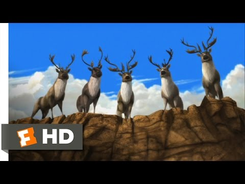 Alpha and Omega (2/12) Movie CLIP - The Caribou Are Laughing At Us (2010) HD