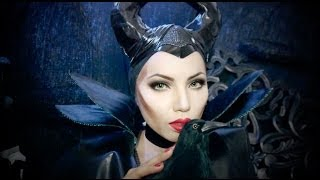 Disney's Maleficent Makeup Tutorial Thumbnail