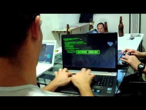 Serbian hardcoder hacking