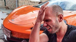 McLaren eingesaut - Wann kommt die Haustour?