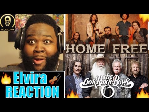 Home Free - Elvira (feat. The Oak Ridge Boys) Reaction