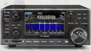 DCR&D-STARが聞ける! 視覚的に楽しめる受信機ICOM IC-R8600まもなく発...