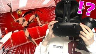 VRリアル潜入ゲームが楽しすぎてめっちゃ叫んだ thumbnail