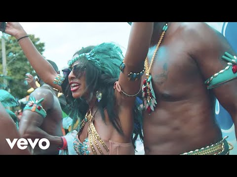 Vybz Kartel - Bicycle Ride (Soca Remix) ft. Bunji Garlin