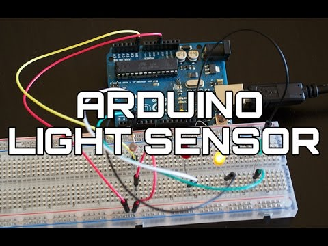 arduino light sensor tutorial learn to setup a 87798