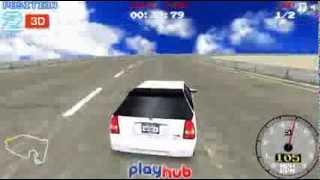 Araba Yarışı 2 - 3D Oyunlar - 3D Oyuncu