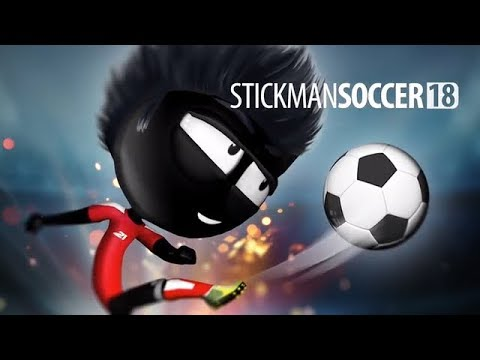 Stickman Soccer 2018 By Djinnworks GmbH Android IOS Gameplay - YouTube 8acea9522ec00