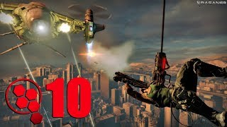 Bionic Commando [PC] 100% walkthrough part 10