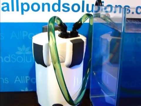 External Filter Set Up Guide 1000EF & 1400EF - All Pond Solutions