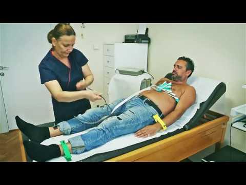 Video: Ceintures d'électrodes ECG AllBrand (universelle) Levmed