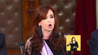 Cristina Kirchner: Discurso de Asunción, segundo mandato (FULL HD) 1/5
