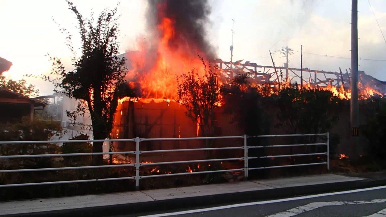 県 火事 ニュース 福島