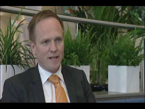 Interview with Ola Altera (Swedish State Secretary for Energy)