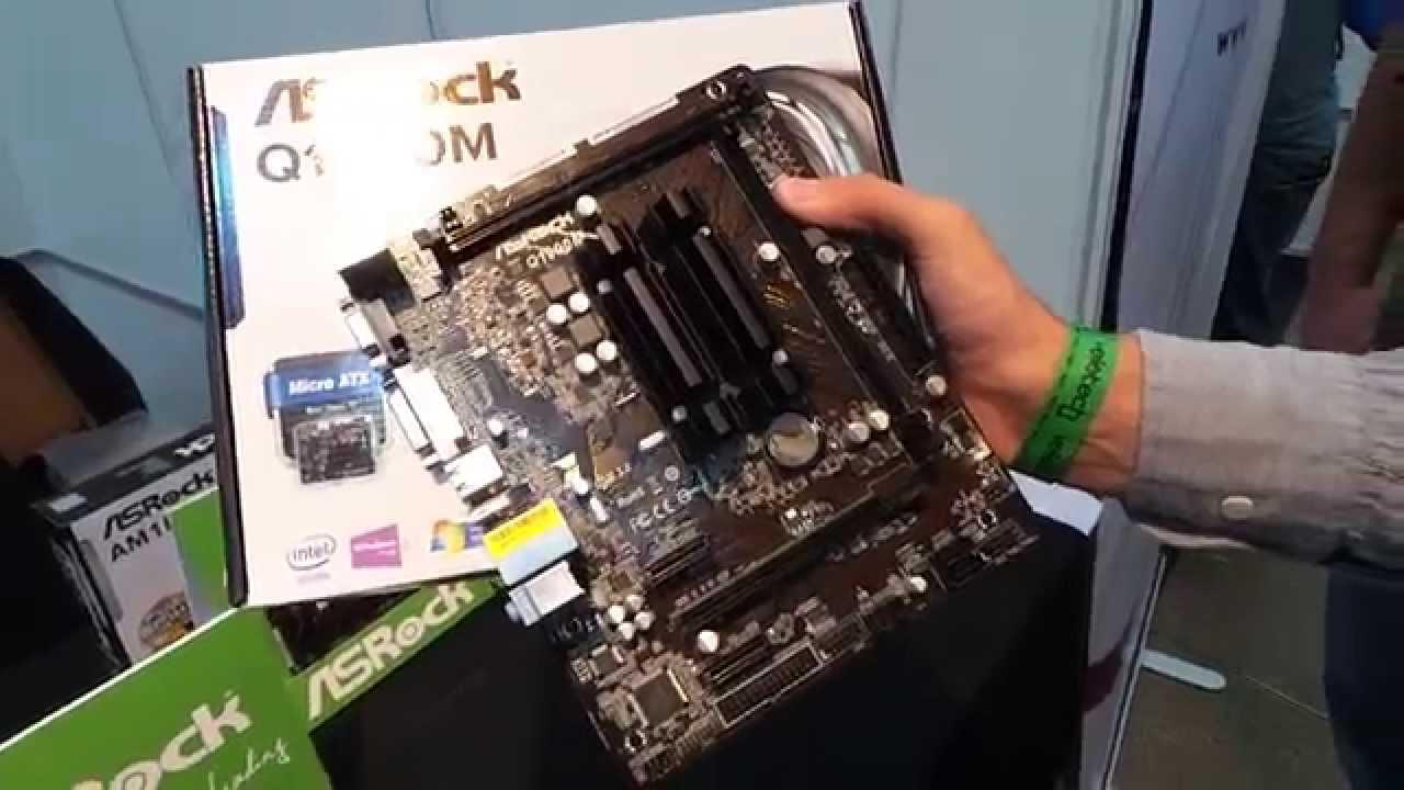 ASRock Q1900M Pro3 Intel Graphics Driver for Windows 10