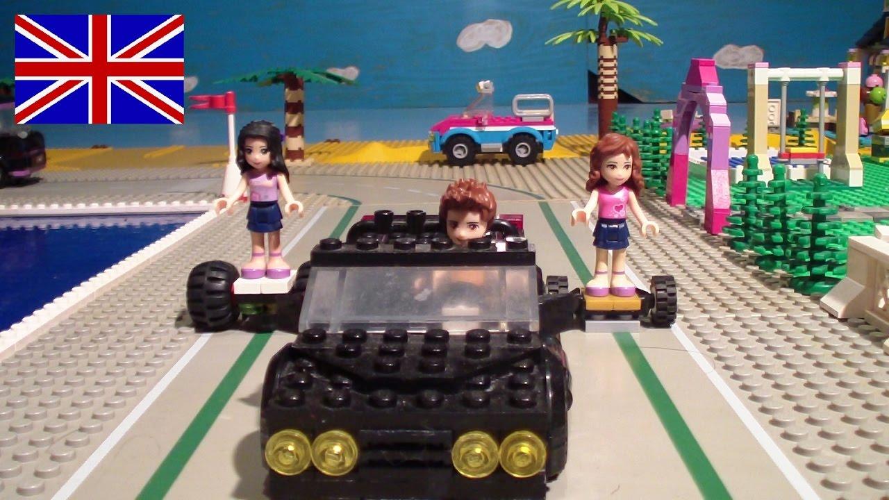Lego Friends Full Episodes Youtube