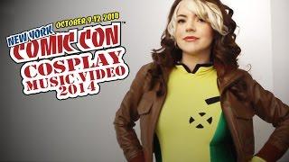 New York Comic Con (NYCC) - Cosplay Music Video - 2014
