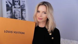Torebka Louis Vuitton LOUISE - UNBOXING