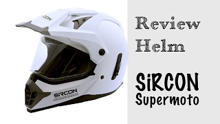 Vlog Berfaedah #2 - Sircon Helmet Review by Banggodit