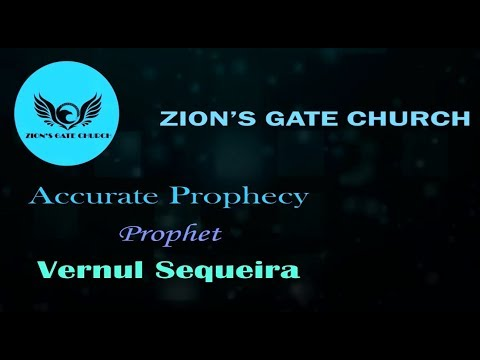 """Accurate Prophecy"" 