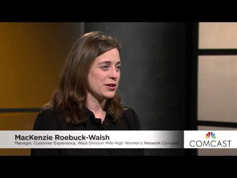 Comcast Employee Resource Groups: Womens Network