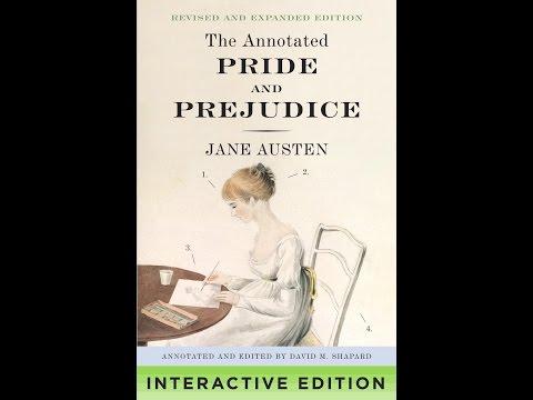 Pride And Prejudice Interactive EBook