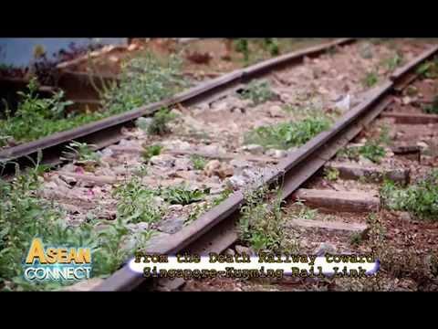 Asean connect Singapore Kunming Rail Link