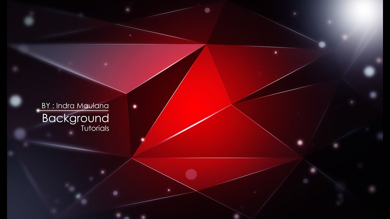 How to Create Abstract Background With Adobe Illustrator / Photoshop (Part 2) - YouTube