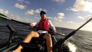 Екстремальна каяк рибальський турнір  Корпус-Крісті, штат Техас  ...чого не можна робити...