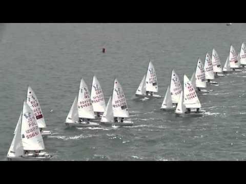 2015 420 & 470 Junior European Championships   The Movie