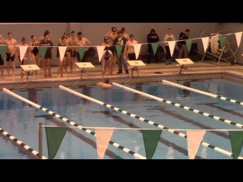 Sweet Briar Swimming vs. Gallaudet and Hampden-Sydney