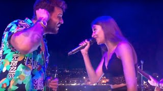 Ana Guerra y Bombai - Solo si es contigo (Directo)