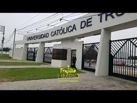 🔴EN VIVO Alumna De La Universidad Católica De Trujillo, Denuncia Presuntas Irregularidades