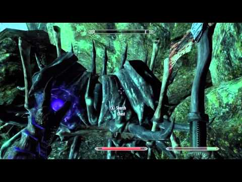 skyrim Dawnguard DLC: How to Get the Enhanced Dwarven Crossbow (best crossbow in Skyrim)  