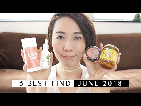 5 Best Find in June 2018 | Gobby Hong