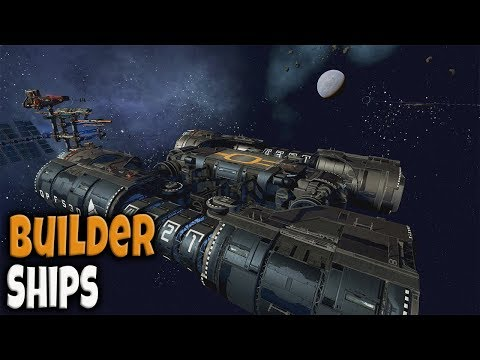 Building Construction Ships | X4: Foundations