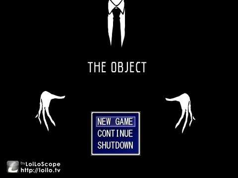 The Object (Wolf RPG Game) - Full Game And Endings