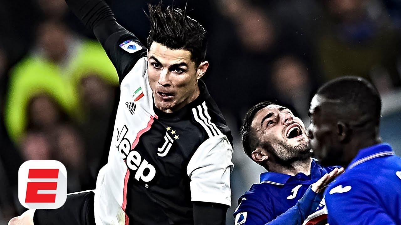 Cristiano Ronaldo's header vs. Sampdoria was simply stunning – Craig Burley | La Liga