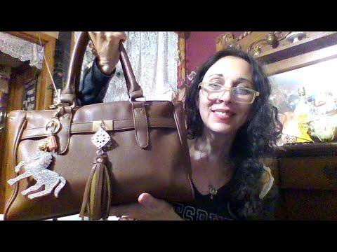 What's In My Bag~Handbag Update~Miladyleela