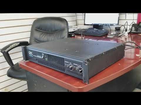 QSC RMX2450 DJ/Club Pro Power Amp 2400W Dual Channel for sale