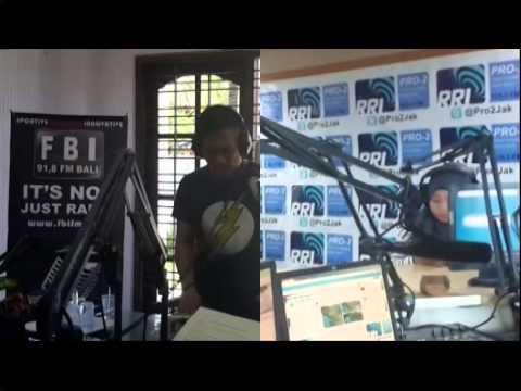 Ellino Road Show Radio Aku dan Dunia Merindukannya