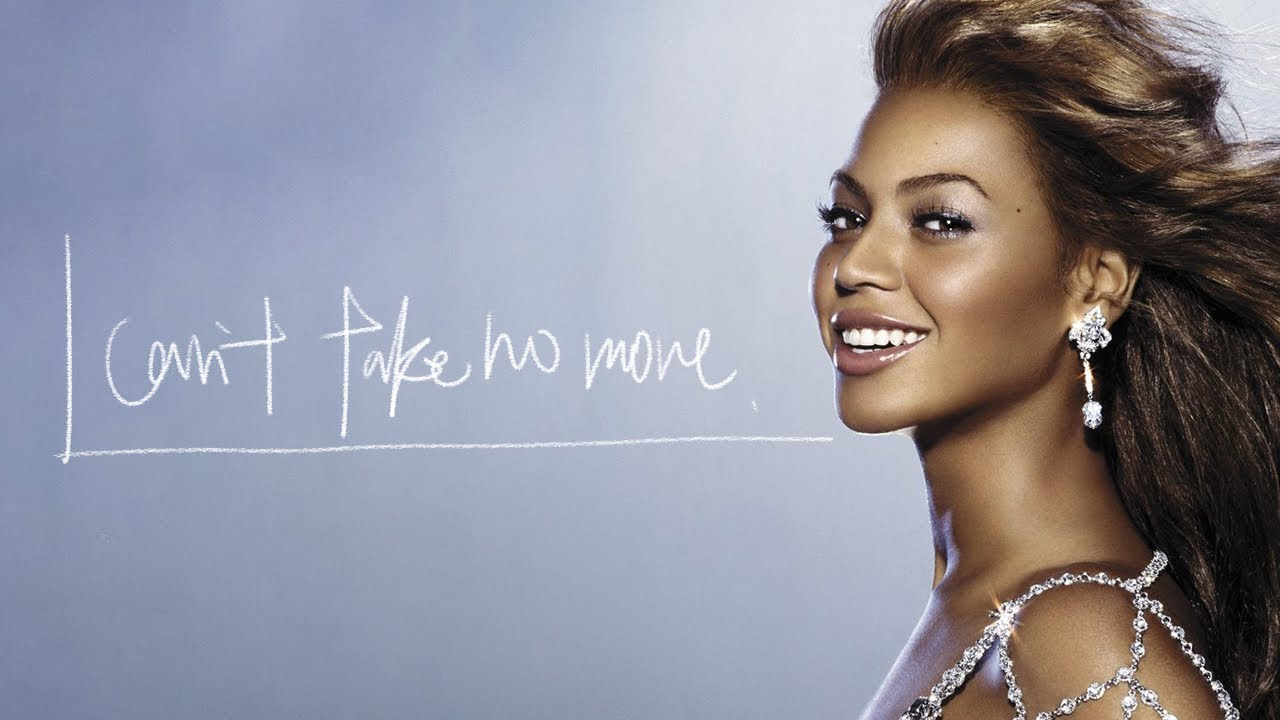 You dont love me no more beyonce