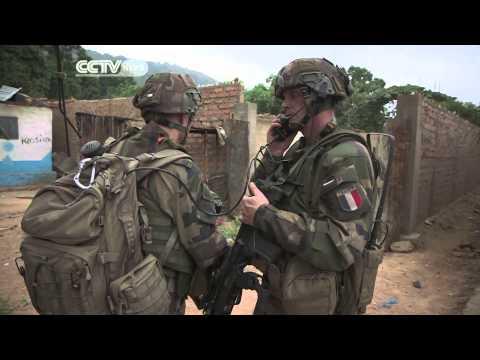 France: Anti-Balaka Militia an Obstacle to Peace in C.A.R