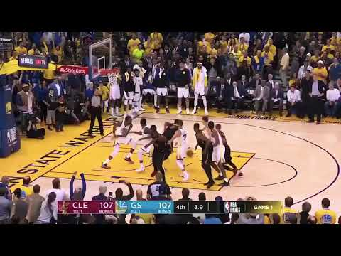 The BIGGEST Mistake made in NBA Finals history - J.R. Smith