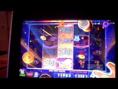 Whale Song Progressive win at Valley Forge Casino