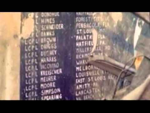 Marine Corps Beirut Bombing Remembered
