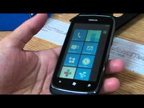 Nokia Lumia 610 review HD ( in ROmana ) - www.TelefonulTau.eu -
