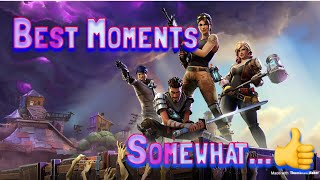 Fortnite Battle Royale BEST MOMENTS MONTAGE FROM WUS! We'll get better...