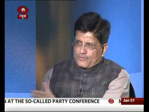 Candid Conversation with Union Minister Piyush Goyal on Demonetisation