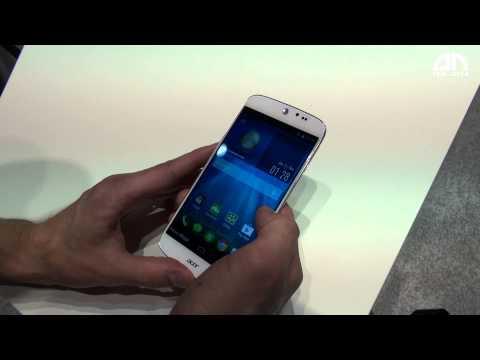 Acer Liquid Jade Plus - Hands-On - IFA 2014 - androidnext.de