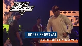 Reveal, Ken Swift, Kid David, Kowloon - Pokaz sędziów na Green Panda 2018
